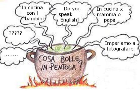 Cosa bolle in pentola ???