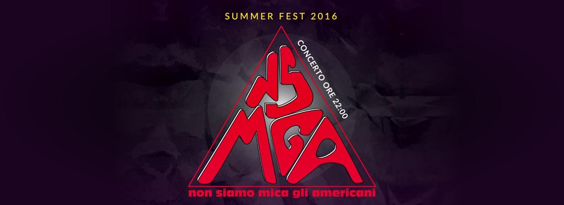 Summer Fest 2016 – NSMGA