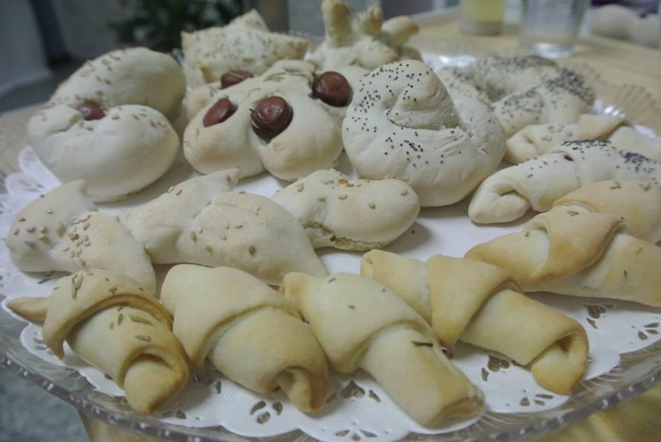 Corso di cucina: Il pane e le sue forme 2016