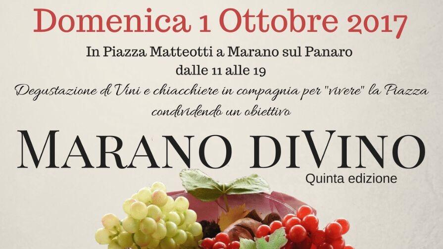 Marano diVino 5° Edizione 2017