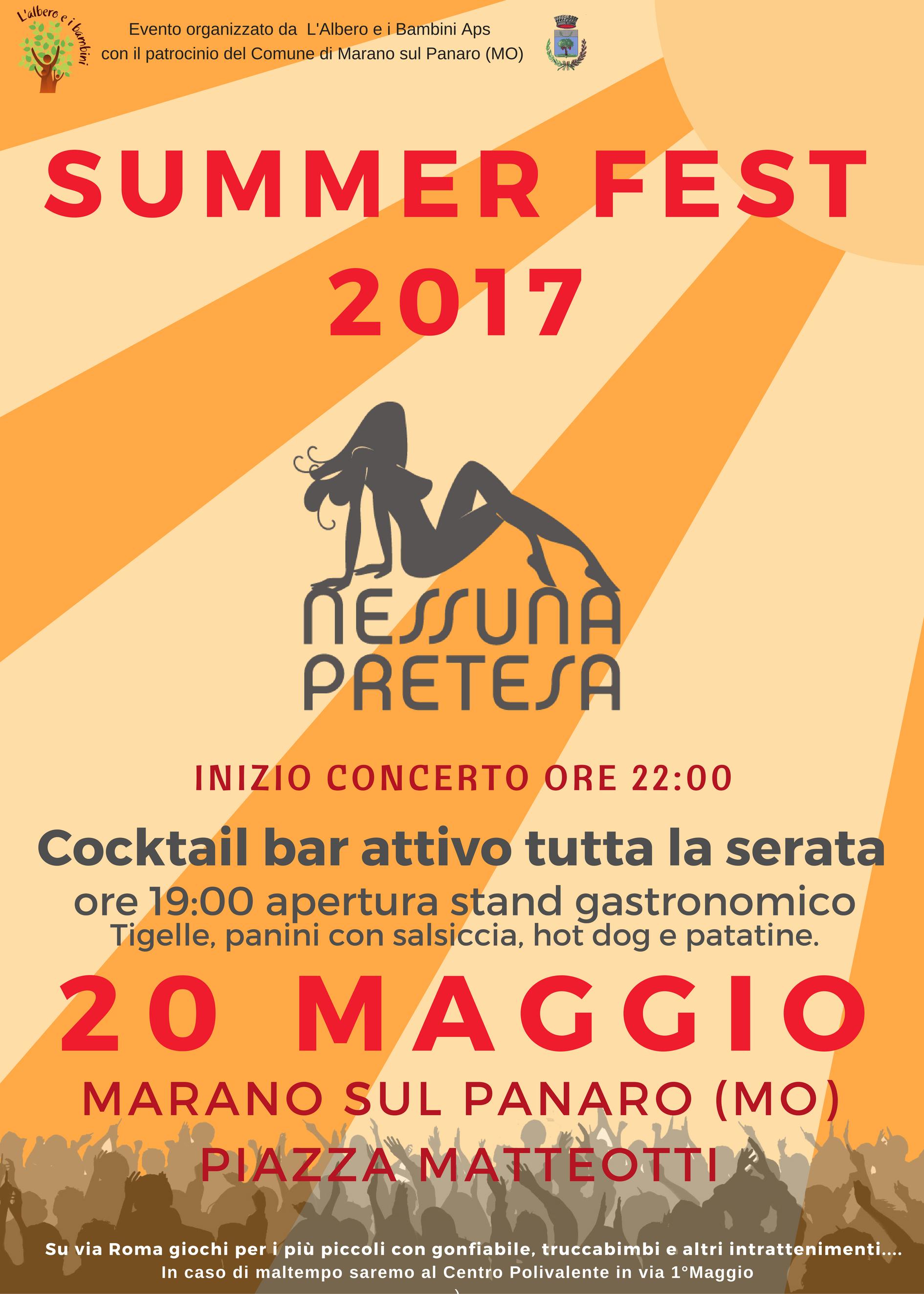 SUMMER FEST 2017